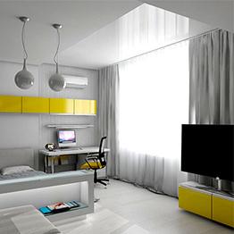 Цвет в интерьере вашего дома